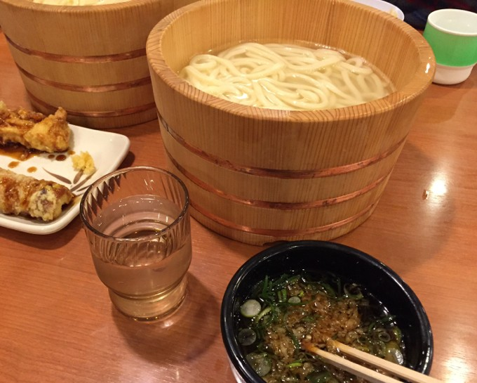 丸亀製麺 半額