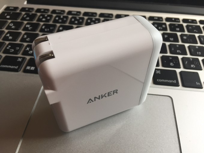 ANKER 40W 4ポート 充電器