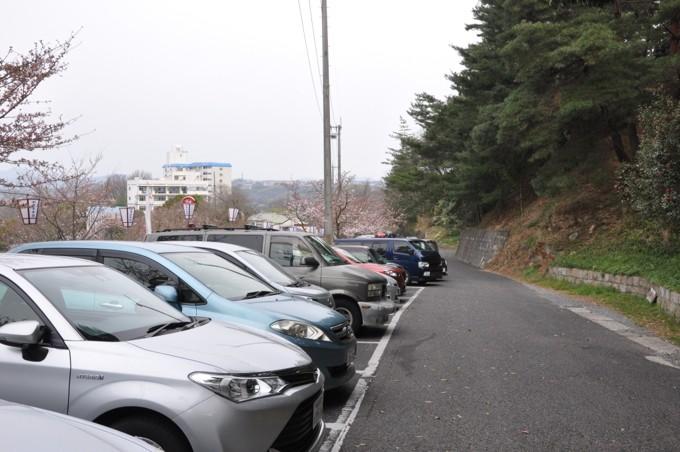千光寺 駐車場