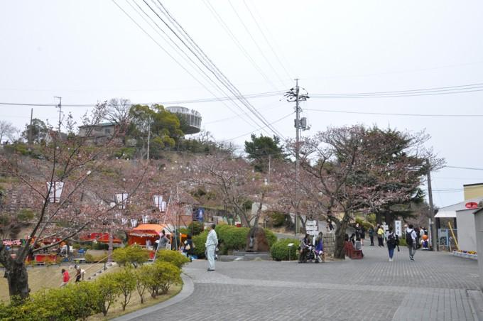 千光寺 風景