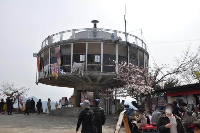 千光寺 展望台