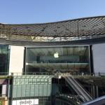 広州のアップルストアに行ってきた!場所は正佳広場の隣です