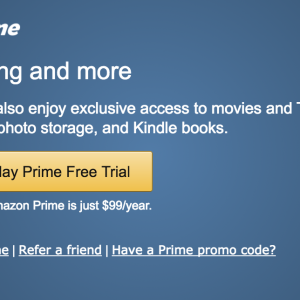 Amazon prime アメリカ