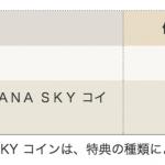 ANA SKY コインを利用してANAの航空券を購入する方法