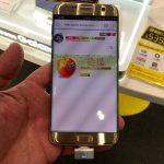 Galaxy S7とS7 Edgeを操作したので感想など