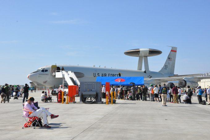 岩国基地 レーダー 航空機
