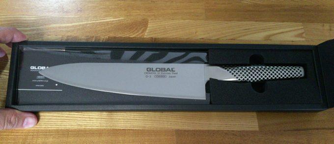 グローバル 牛刀 よく切れる
