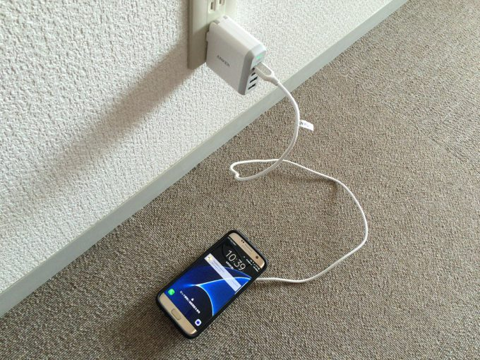 Qi 充電方法