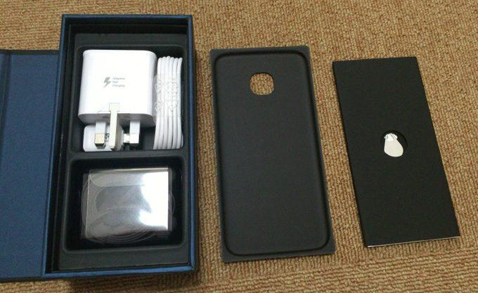 Galaxy S7 edge 付属品