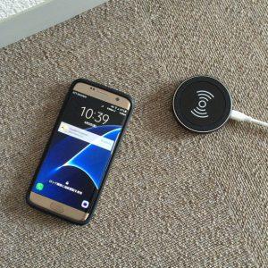 Galaxy S7 edge Qi 充電