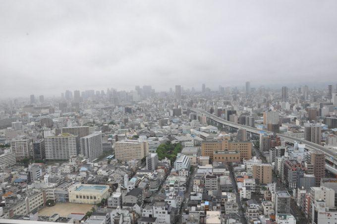 ホテル大阪ベイタワー 眺望