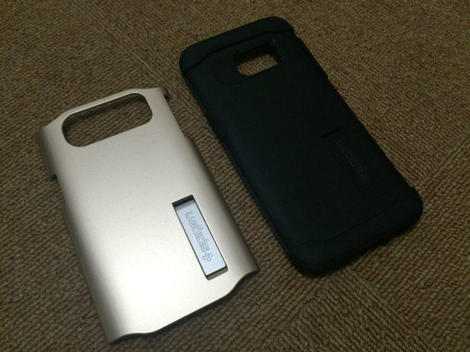 スリム・アーマー Galaxy S7