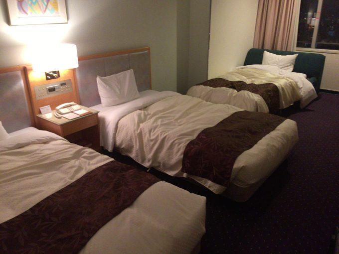 ホテル大阪ベイタワー 客室