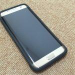 Galaxy S7 edge用にSpigenのスリム・アーマーを購入