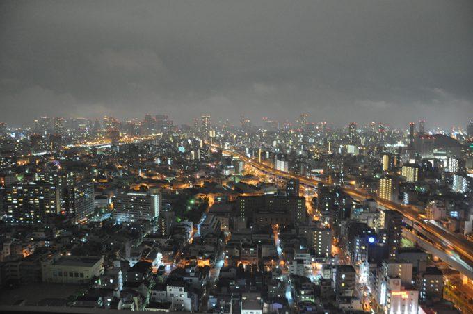 ホテル大阪ベイタワー 夜景