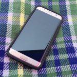 Galaxy S7 edgeの香港版を購入して1ヶ月使ってみての感想