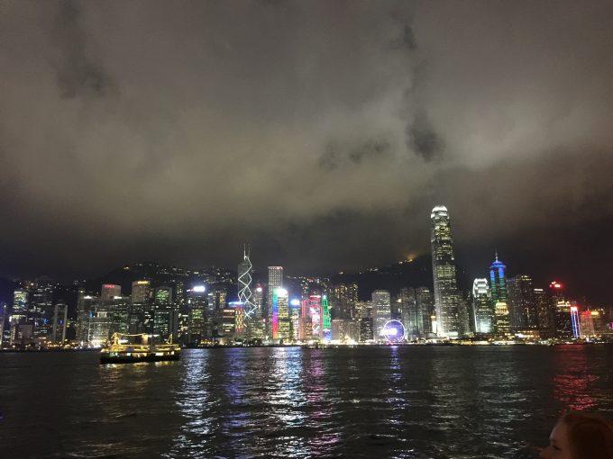 香港島 景色