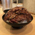 福岡市の最強デカ盛りランチ!ニクゼンでステーキ丼特盛りを食べてきた!